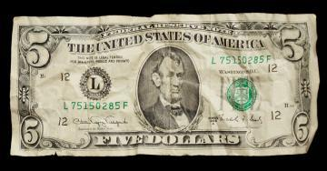 Old-5-dollar-bill
