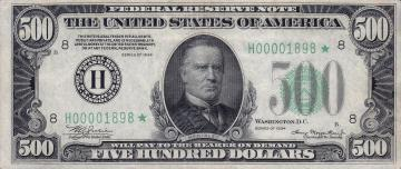 500_USD_note_series_of_1934_obverse